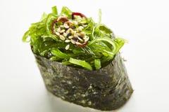 Chuka Seaweed Gunkan Stock Photos