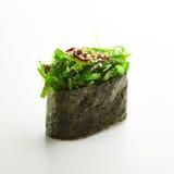 Chuka Seaweed Gunkan Royalty Free Stock Image