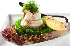 Chuka Seaweed Salad Stock Photo