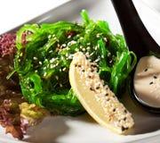 Chuka Seaweed Salad Royalty Free Stock Photography