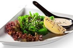 Chuka Seaweed Salad Stock Photos