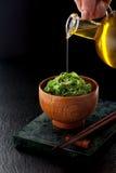 Chuka seaweed salad Stock Photography