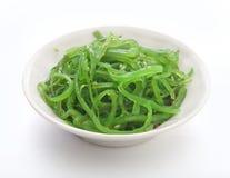 Chuka seaweed Royalty Free Stock Image