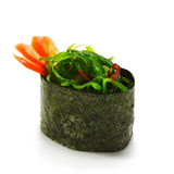 Chuka Seaweed Sushi Royalty Free Stock Images