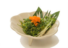 Chuka Wakame Stock Photo
