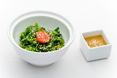 Chukka Seaweed Salad Royalty Free Stock Image