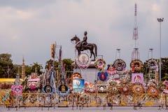 Chulalongkorn Day.  Royalty Free Stock Photos