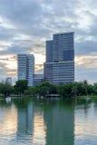 Chulalongkorn hospital Royalty Free Stock Photography