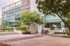 Chulalongkorn University museum, near faculty of Art Stock Photos