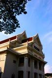 Chulalongkorn uniwersyteta budynek Zdjęcia Stock