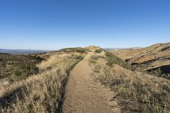 Chumash Trail Simi Valley California Royalty Free Stock Images