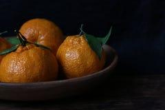 ` chun ` jian tangerine Obrazy Stock
