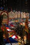 'Chun Kwan Birthday 'karneval i Hong Kong royaltyfria foton
