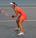 Chun-Mei Ji (CHN), tennis player Stock Images