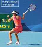 Chun-Mei Ji (CHN), tennis player Stock Image