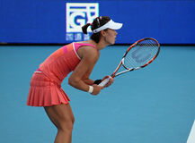 Chun-Mei Ji (CHN), tennis player Stock Photos