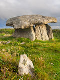 Chun Quoit Cornwall England UK Stock Photos