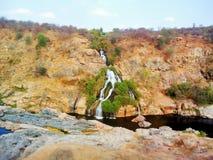 Chunchi falls in karnataka Royalty Free Stock Image