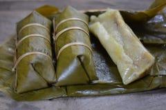 Chung cake Stock Photo