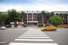 Chung Shan Junior Hih School Stock Photos
