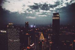 Chungking Stock Afbeelding