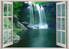 Chunjeyun falls Stock Images