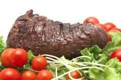 Chunk of roast meat Royalty Free Stock Photos