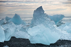 Chunks of Ice Royalty Free Stock Images