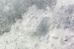Chunks of ice and snow texture. Background royalty free stock photo