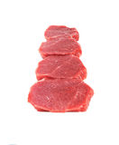 Chunks of meat Royalty Free Stock Photos