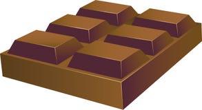 Chunky Chocolate Stock Image