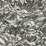 Chunky silver Stock Photo