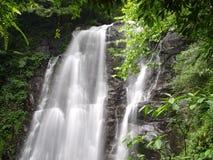 Chunu (Virgin) Waterfalls Royalty Free Stock Image