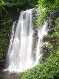 Chunu (Virgin) Waterfalls Royalty Free Stock Photos