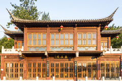 Chunzai palace Royalty Free Stock Photography