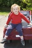 Chupar rueda Imagen de archivo libre de regalías