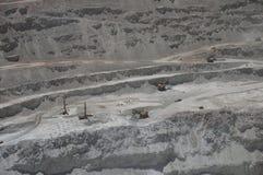 Chuquicamata, Atacama, Chile Lizenzfreie Stockfotos