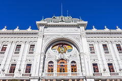Chuquisaca urzędu gubernatora pałac Zdjęcia Royalty Free