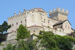 Churburg城堡 库存图片
