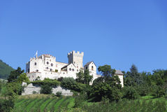 Churburg Castle Royalty Free Stock Photos