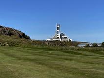 Stykkisholmur village is in West Iceland.