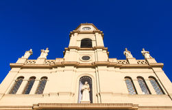 Church του San Antonio de Areco's Στοκ εικόνες με δικαίωμα ελεύθερης χρήσης