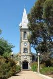 Church. Lutherian church in Tunanda, wine country, Australia Stock Photo