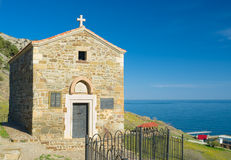 Church of the 12 apostles Royalty Free Stock Photography