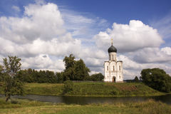 The church. royalty free stock photography