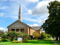 Church. Saint Anne Church, Rochester, New York Royalty Free Stock Photography