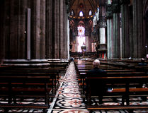 Church. Catholic Religion royalty free stock photos