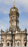 Church of 17 centuries Royalty Free Stock Image