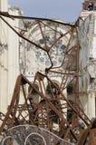 Church. A destructed church in Haiti Stock Images