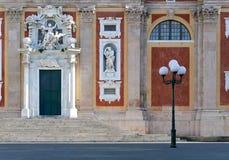 Church. Of Carignano in Genoa Royalty Free Stock Photo